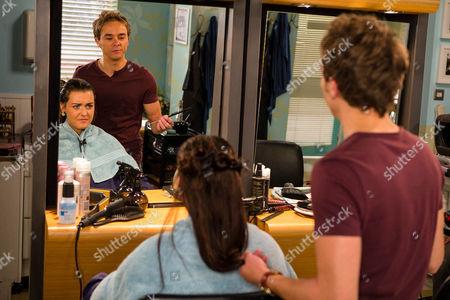 Editorial photo of 'Coronation Street' TV Series - Aug 2016