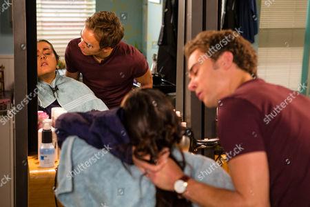 Editorial image of 'Coronation Street' TV Series - Aug 2016