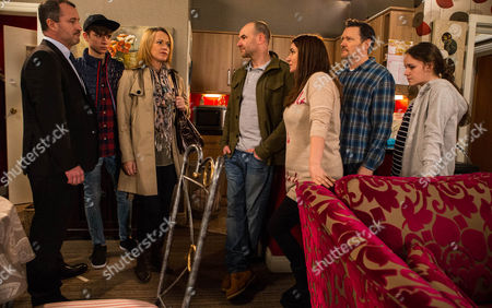 Editorial picture of 'Coronation Street' TV Series - Apr 2015