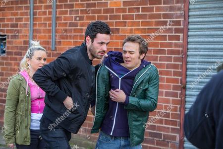 Editorial image of 'Coronation Street' TV Series - Apr 2015