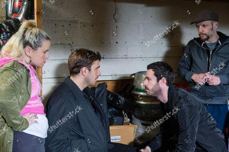 Editorial photo of 'Coronation Street' TV Series - Apr 2015