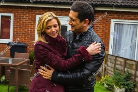 Ep 8599 Wednesday 18 March 2015 Having had a call from Tony to say she can move back into her flat, Leanne Tilsely, as played by Jane Danson, suggests to Kal Nazir, as played by Jimi Mistry, he should move in with her. Will Kal agree?