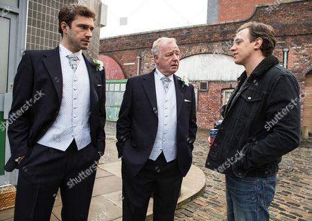 Editorial image of 'Coronation Street' TV Series - Mar 2015