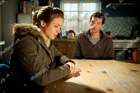 Ep 7444 Tuesday 8 March 2016 Carly Hope, as played by Gemma Atkinson, soon makes a big admission to Marlon Dingle, as played by Mark Charnock, over her past? Finally admitting she had a son who died. She relives the pain as she recounts the story, explaining what happened to her baby. Marlon feels terrible for everything. Carly's baby boy Billy died of 'sudden unexplained infant death?. She asks Marlon to keep it a secret, explaining Bob doesn't even know. They're both shocked when April Windsor, as played by Ameila Flanagan, walks in and finally admits who hurt her.