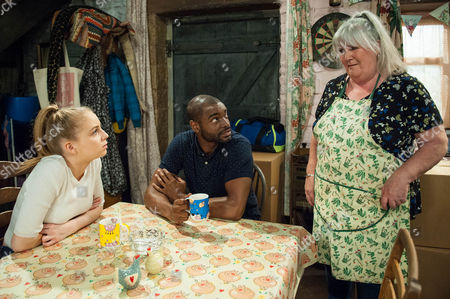 Ep 7548 Thursday 7 July 2016 - 1st Ep Bailey's, as played by Micah Balfour, but had a sleepless night but is boosted by thoughts of his and Belle Dingle's, as played by Eden Taylor-Draper, baby. Belle is under pressure with her big lie. Lisa Dingle, as played by Jane Cox, urges Belle to tell her mental health team about the pregnancy. Belle flirts with Bailey, wanting to get pregnant ASAP, but is thwarted by Lisa, who announces she's taking her to the doctor's. How will Belle lie to them?