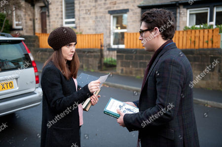 Ep 7070 Friday 2 January 2015  A conflicted Finn Barton, as played by Joe Gill, stares at his mum's house when suddenly he spots her outside. Victoria, Val and Pollard are all on edge wondering what he will do. Will Finn finally confront his long-lost mother Emma Barton, as played by Gillian Kearney ?