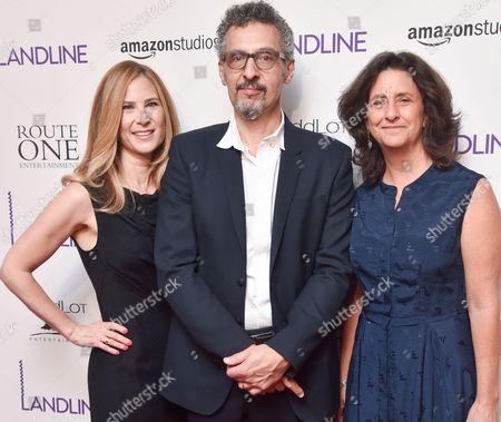 Rachel Shane, John Turturro, Gigi Pritzker