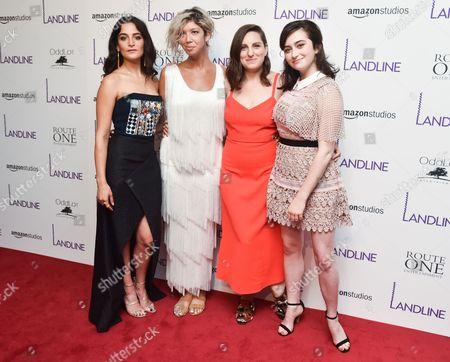 Jenny Slate, Elisabeth Holm, Gillian Robespierre, Abby Quinn