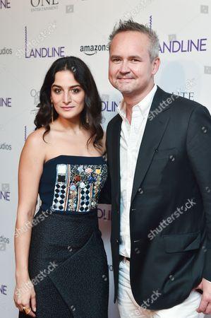 Editorial photo of 'Landline' film premiere, Arrivals, New York, USA - 18 Jul 2017