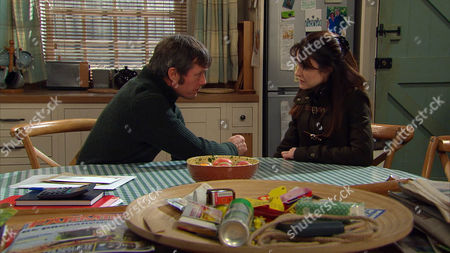 Ep 7102 Tuesday 10th February 2015 As Debbie suggests Ross gives Emma Barton, as played by Gillian Kearney, another chance, will Finn be as forgiving and will James Barton, as played by Bill Ward, stick up for his estranged wife or will he be glad to see the back of her?