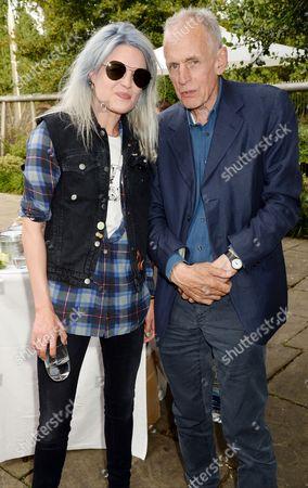 Alison Mosshart and James Fox