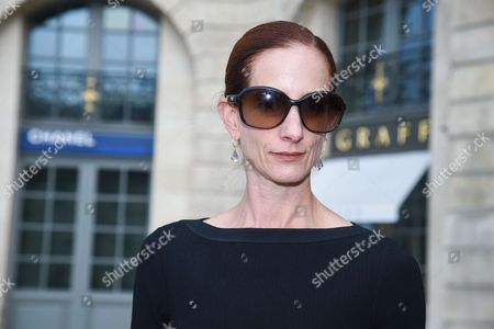 Stock Image of Vanessa Friedman
