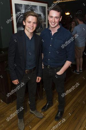 Sam Clemmett and Cavan Clarke