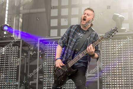 Stock Image of Seether - Dale Stewart