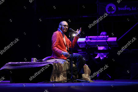 Stock Photo of Franco Battiato