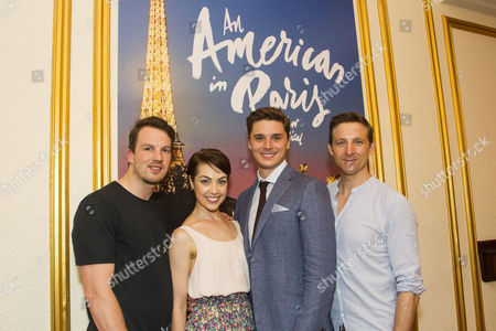 Editorial picture of 'An American in Paris' musical, Cast Change, London, UK - 18 Jul 2017