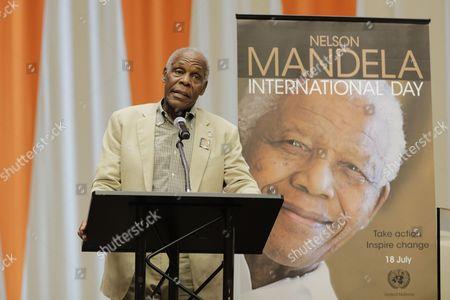 Nelson Mandela Day at the United Nations, New York