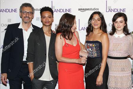 John Turturro, Marquis Rodriguez, Gillian Robespierre, Jenny Slate and Abby Quinn
