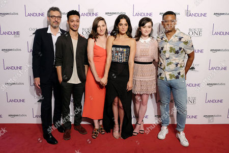 John Turturro, Marquis Rodriguez, Gillian Robespierre, Jenny Slate, Abby Quinn and Jordan Carlos