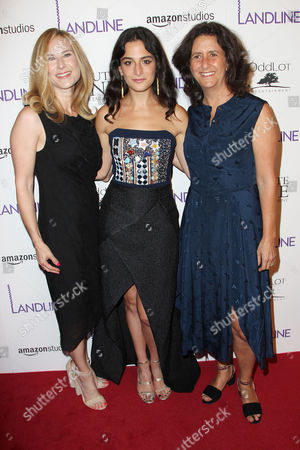 Rachel Shane (Producer), Jenny Slate and Gigi Pritzker (Producer)