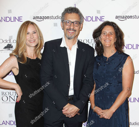 Rachel Shane (Producer), John Turturro and Gigi Pritzker (Producer)