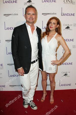 Editorial picture of New York Premiere of Amazon's 'LANDLINE', New York, USA - 18 Jul 2017