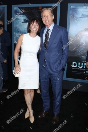 Editorial picture of 'Dunkirk' film premiere, Arrivals, New York, USA - 18 Jul 2017