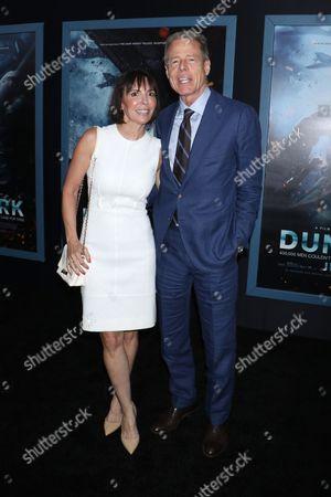 Editorial photo of 'Dunkirk' film premiere, Arrivals, New York, USA - 18 Jul 2017