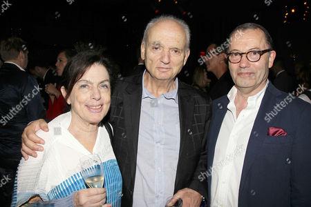 Denise Kelly, David Chase, Colin Callender