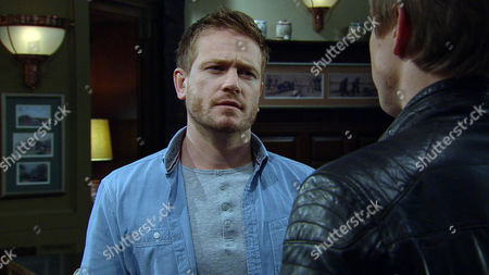 Ep 7131 Monday 16 March 2015  Alicia Metcalfe, as played by Natalie Anderson, is awkward towards David Metcalfe, as played by Matthew Wolfenden, but he and Leyla are happy Alicia seems brighter but David worries when Robert Sugden, as played by Ryan Hawley, tells him about Lachlan's return tomorrow.