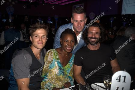 Dan Olsen, Sonique, Tim Vincent and Christian Vit