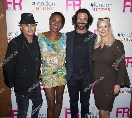 Stuart Watts, Sonique, Christian Vit and Friederike Krum