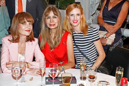 Isabelle Huppert, Cassandra Gava, Wilma Elles