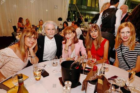 Nastassja Kinski, Dr Hermann Buehlbecker, Isabelle Huppert, Cassandra Gava, Wilma Elles