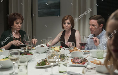 Lee Garlington, Alyson Hannigan, Mackenzie Astin