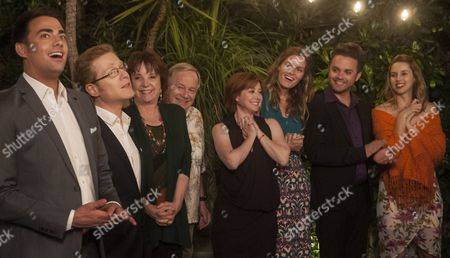 Jonathan Bennett, Anthony Rapp, Lee Garlington, Sam Anderson, Alyson Hannigan, Hutchi Hancock, Thomas Dekker, Alona Tal