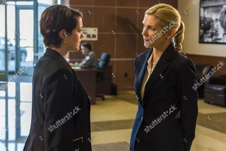 Stock Picture of Cara Pifko, Rhea Seehorn