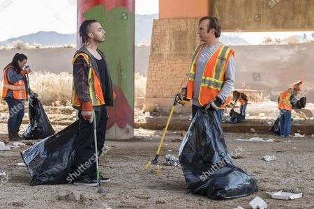 """Editorial picture of """"Better Call Saul"""" (Season 3) TV Series - 2017"""
