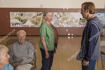 Stock Picture of Bonnie Bartlett, Bob Odenkirk