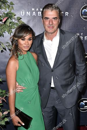 Editorial picture of 'Manhunt: Unabomber' TV show premiere, Arrivals, New York, USA - 19 Jul 2017