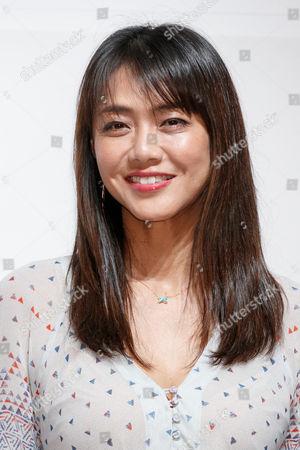 Stock Picture of Noriko Maeda