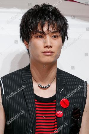 Stock Image of Nobuyuki Suzuki