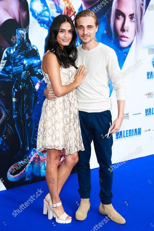 Editorial picture of Premiere of Valerian and the City of a Thousand Planets, Berlin, Germany - 19 Jul 2017