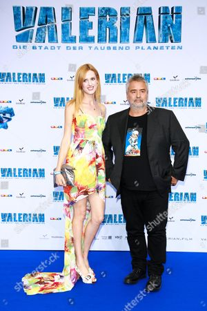 Wilma Elles and Luc Besson