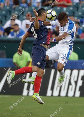 Editorial picture of Gold Cup Costa Rica Panama Soccer, Philadelphia, USA - 19 Jul 2017