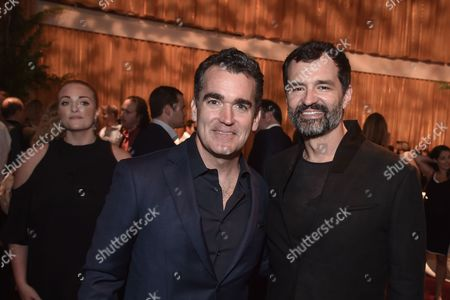 Editorial image of 'Manhunt: Unabomber' TV show premiere, Cocktail Party, New York, USA - 19 Jul 2017