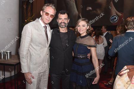 Paul Bettany, Greg Yaitanes, Trieste Kelly Dunn