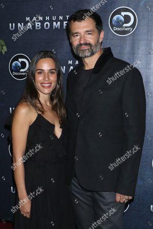 Genna Yaitanes and Greg Yaitanes