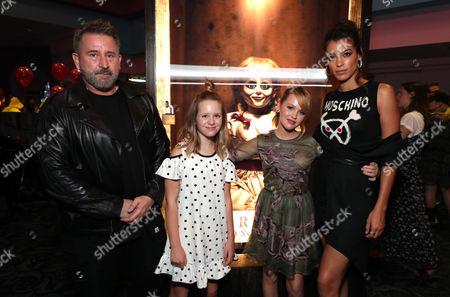 Anthony LaPaglia, Lulu Wilson, Talitha Bateman and Stephanie Sigman