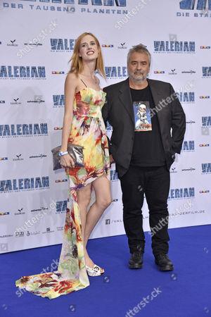 Luc Besson, Wilma Elles